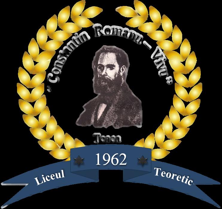 Logo Liceul Teoretic Constantin Romanu Vivu Teaca